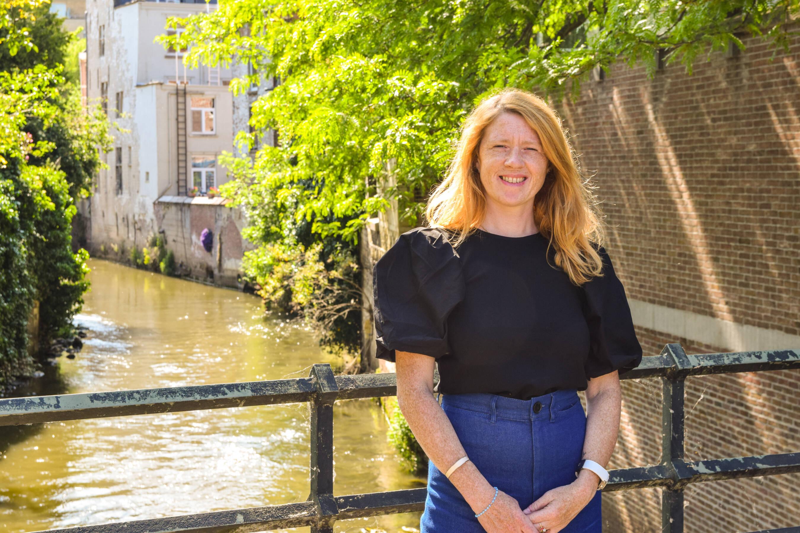 Carla Van Corenland - Copyright Luna d'Hoine
